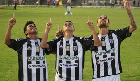 (Foto: Ramon Smith/Treze FC)
