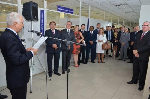 Presidente do TJPB inaugura novo modelo das Turmas Recursais