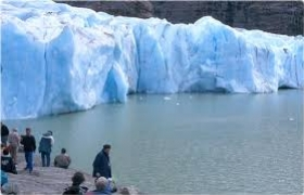 Como pareceria a terra caso todo o gelo derretesse