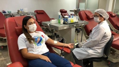 Hospital Metropolitano realiza ação de doação de sangue