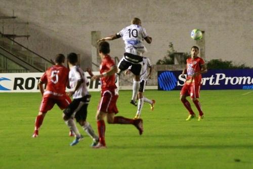 SÉRIE C: Botafogo recebe o Salgueiro e faz o dever de casa: 1 a 0