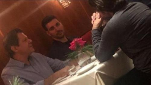 Haddad faz farra em restaurante requintado de NY