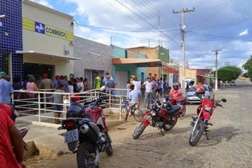 Bandidos assaltam agência dos Correios no Sertão da Paraíba