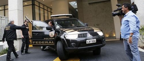 Policia Federal faz buscas nas casas de Vital do Rego em Brasília e Campina Grande