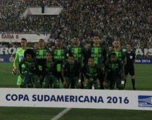 Conmebol declara a Chapecoense campeã da Sul-Americana 2016