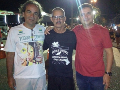 Falta de compromisso com a cultura popular motiva protesto contra Cartaxo