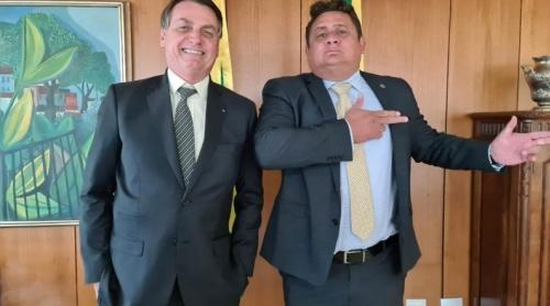 Firme e forte com Bolsonaro, deputado Walber Virgolino sustenta pré-candidatura a prefeito