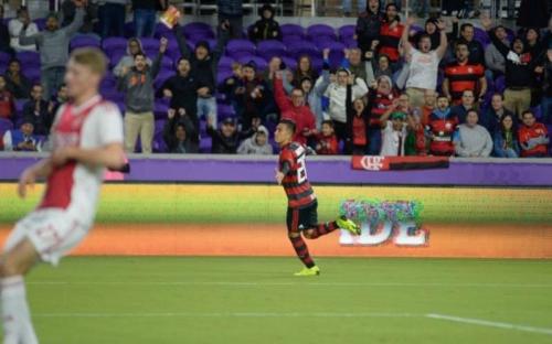 FLORIDA CUP: Flamengo vence o Ajax nos pênaltis por 4 a 3