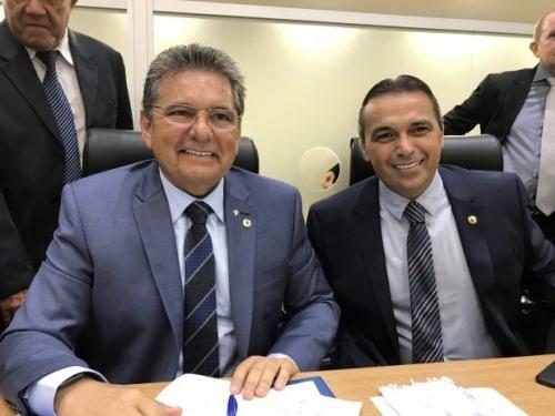 Escolha do novo vice-presidente da Assembleia Legislativa será escolhido nesta quarta-feira