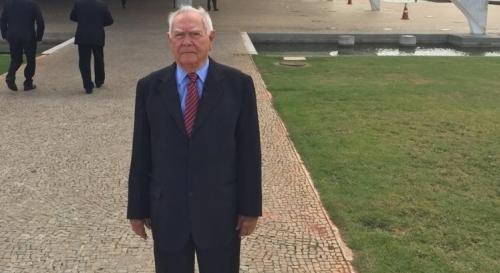ALPB lamenta morte do agropecuarista Homero Pires, pai do deputado Lindolfo Pires