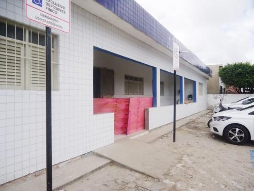 DESCASO TOTAL: CRM interdita centro de saúde gerido pela Prefeitura de JP