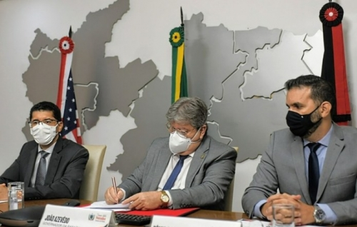 Memorando assinado com Embaixada americana visa investimentos no estado