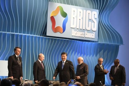 BRICS: reformas vão tornar Brasil mais atrativo a negócios, diz Bolsonaro