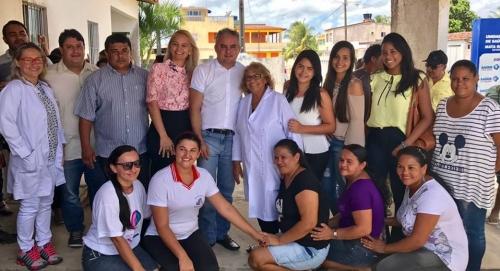 Prefeitura de Alhandra reestrutura e reabre postos de saúde com equipes completas
