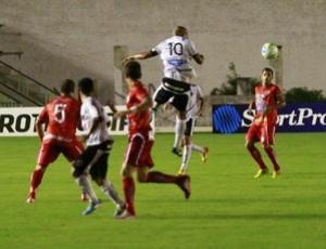 SÉRIE C: Belo arranca empate contra o Salgueiro