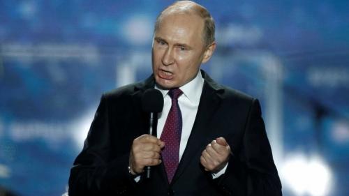 Putin diz que ataques à Síria vão gerar caos internacional