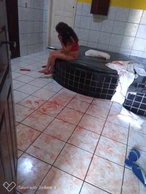 Em Campina, homem mata mulher em motel e se suicida