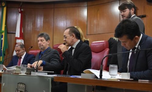 CMJP fará esforço concentrado para limpar a pauta e votar a LDO, anunciou o presidente