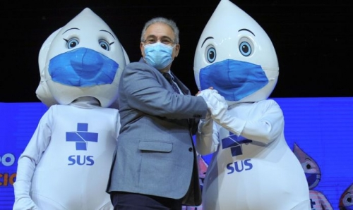 Fiocruz espera entregar 30 milhões de doses da vacina Oxford-AstraZeneca até meados de junho