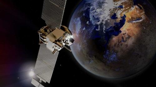 ALERTA: estação espacial desgovernada pode cair na Terra
