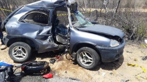 Delegado da Polícia Civil morre após acidente grave na BR-230