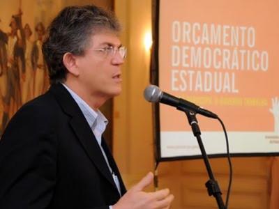 Ricardo participa de inaugura��es e audi�ncia do OD no Brejo