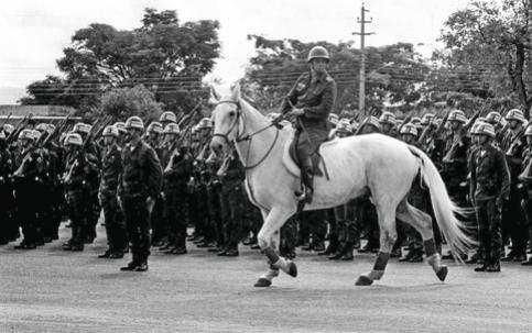 Documento mostra quem foram os �ltimos presos da ditadura