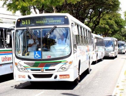 Nova tarifa de ônibus pode chegar a R$ 3,43 na Capital