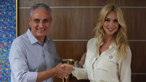 CBF recebe embaixadora da Copa do Mundo da Rússia