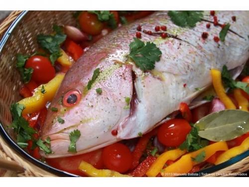 Peixe, um dos alimentos mais saudáveis da natureza