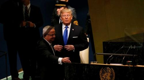 Na ONU, Trump ameaça