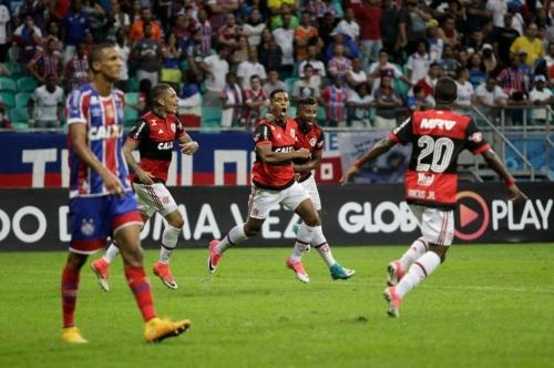 Flamengo recebe o Bahia para se manter forte na luta pela Libertadores