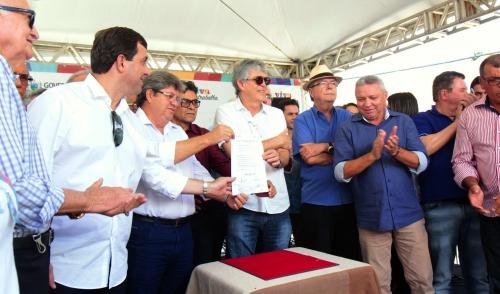 Ricardo entrega cinco escolas reformadas em João Pessoa nesta terça-feira