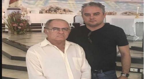 Pai do prefeito de Alhandra será sepultado em Aguiar