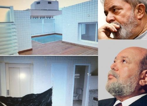 Léo Pinheiro afirma ao juiz Sergio Moro que tríplex no Guarujá pertencia a Lula