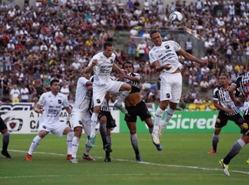 Série C  Botafogo-PB e ABC-RN empatam em 1 a 1 no Almeidão