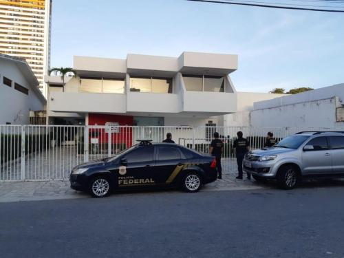 OPERAÇÃO XEQUE MATE: Roberto Santiago é preso pela Polícia Federal