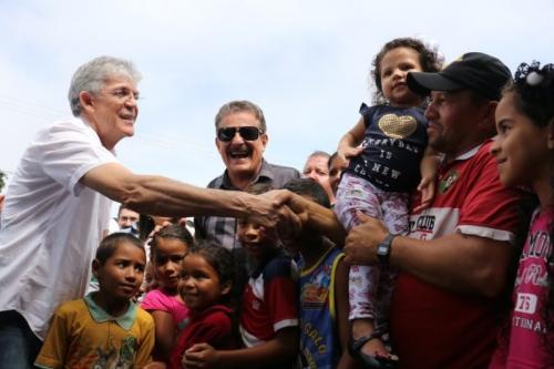Em Areia, RC autoriza implantação de adutora que vai beneficiar 1.800 moradores
