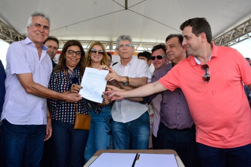 No Curimataú e Seridó:  deputados participam da entrega de barragem e autorização de obras