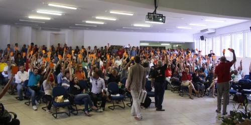 Servidores da UFPB entram em greve dia 28