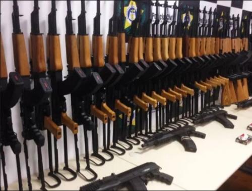 Planalto publica novo decreto de armas