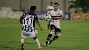 Treze é eliminado da Copa do Nordeste após empate com o Santa Cruz(PE)