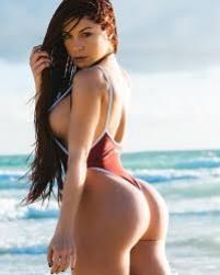 Betty Marquez é uma modelo latina que vive em Miami