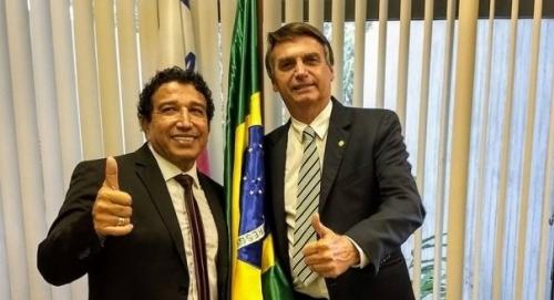 Magno Malta participará de eventos na Paraíba em favor de Bolsonaro