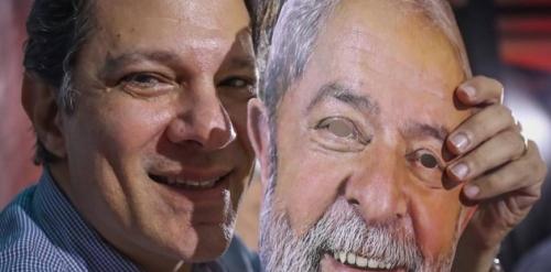 Haddad é vaiado por petistas ao citar viúva de Eduardo Campos em PE