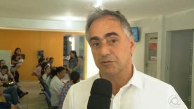 Candidatura de Lucélio entra em declínio e irmão manda suspender gastos de campanha