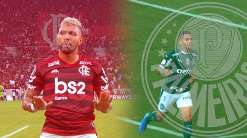 Rodada confirma domínio de Flamengo e do Palmeiras