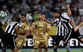 Botafogo garante empate com o Sport nos acréscimos