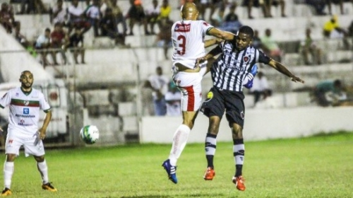Botafogo (PB) estreia na S�rie C com derrota para o Salgueiro (PE)