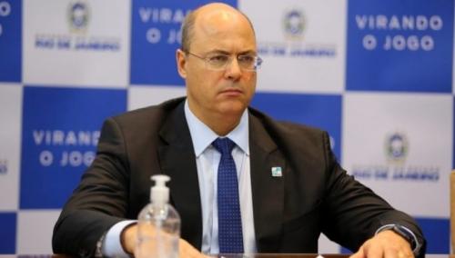 FECHANDO O CERCO: PF faz busca e apreensão na residência do governador Wilson Witzel